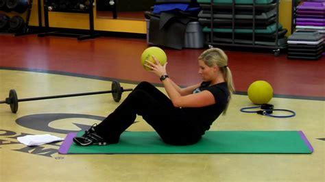 mens health medicine ab workout challenge