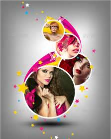 photoshop design templates for photographers amazing collage templates in photoshop entheos