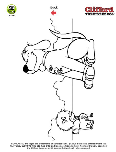 clifford coloring pages halloween clifford printables clifford coloring pages pbs kids