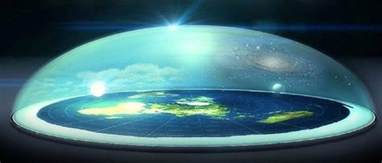 flat earth god s flat earth the firmament of his power deanodle
