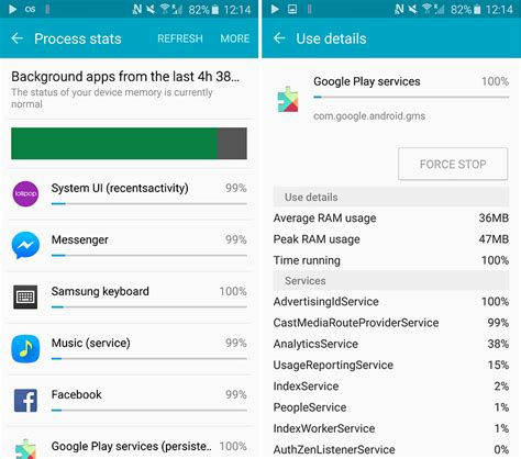 apps running in background android how to stop android apps running in the background androidpit