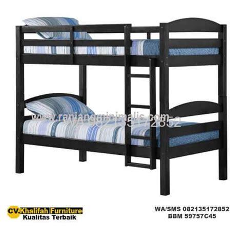 Ranjang Besi Tingkat Ukuran 120x200 jual tempat tidur susun anak murah model terbaru cv khalifah furniture