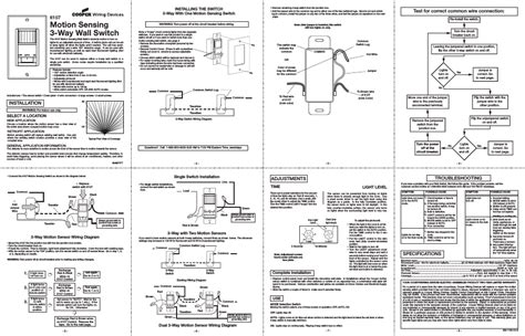 heath zenith motion sensor wiring diagram 41 wiring