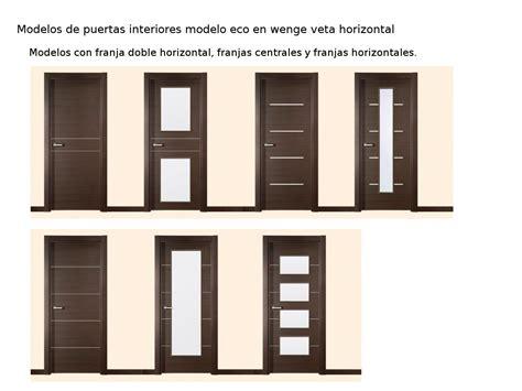puertas aluminio interior novedades en modelos de puertas de interior i carpintero