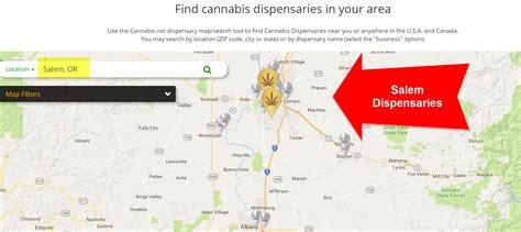 map of oregon dispensaries salem dispensaries are lighting up oregon