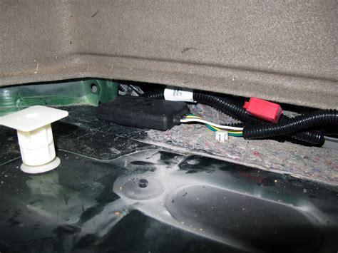 2001 Subaru Outback Wagon Custom Fit Vehicle Wiring Tekonsha