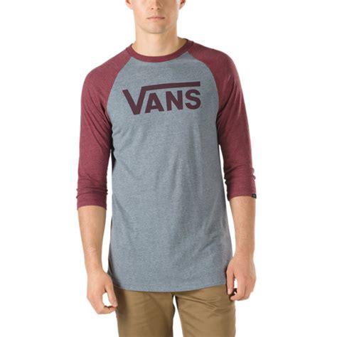 T Shirt Raglan Vans t shirt classic raglan vans store ufficiale