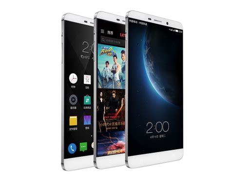 mobile phones in india letv le max le 1s smartphones launched in india price