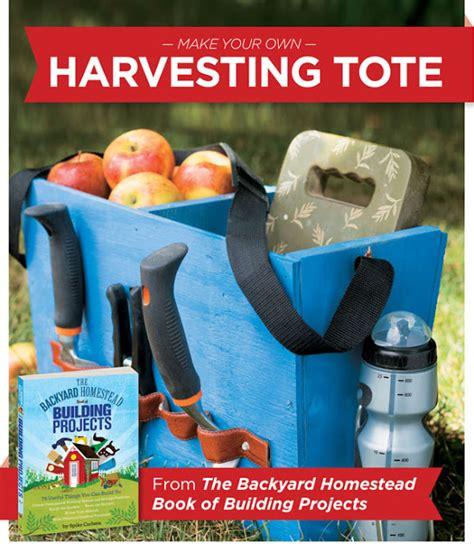 backyard homestead book house home articles storey publishing