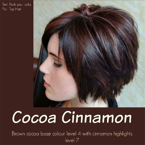 Dark Brown Hair With Mahogany Highlights | dark brown with mahogany highlights locks pinterest