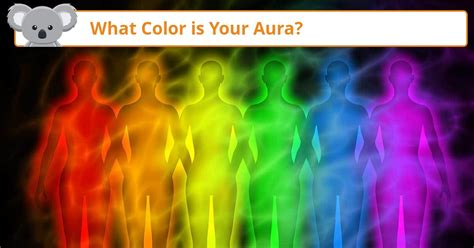 what is your color quiz what color is your aura koala quiz