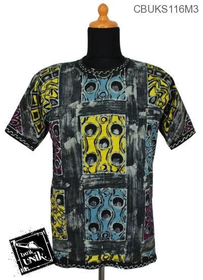 Kaos Motif kaos batik motif abstrak lukis kontemporer kaos murah