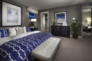 Blue and white bedroom ideas home attractive