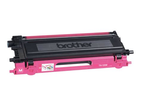 brother tn 115m magenta toner cartridge by office depot brother tn 135m magenta toner cartridge 4 000 a4 pages