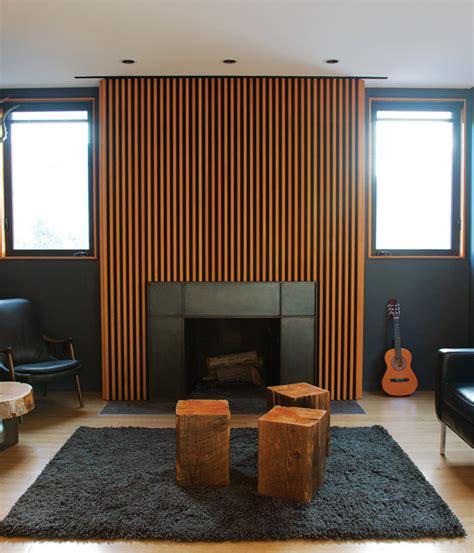 fall house design warm wooden furnitures home design  interior