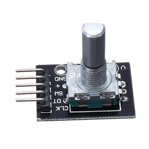 Rotary Encoder Module Ky 040 ky 040 rotary decoder encoder module for arduino avr pic from mmm999 on tindie