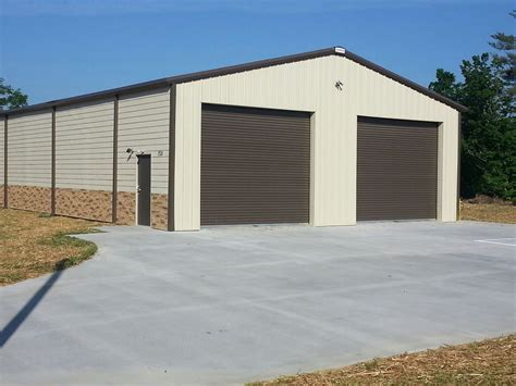 steel garages garage with lean to horse barns on