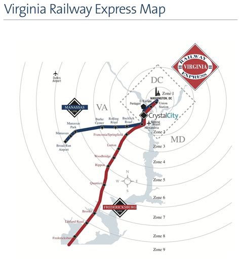 vre map virginia railway express vre maplets