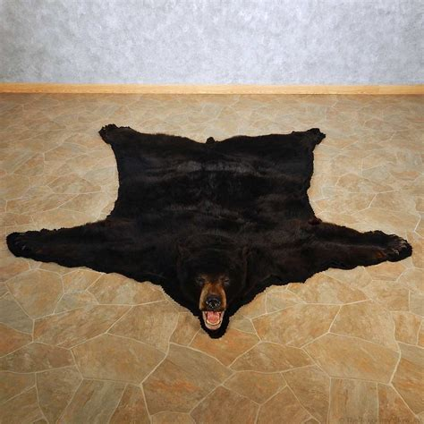 Black Rugs For Sale black size rug mount 14601 the taxidermy store