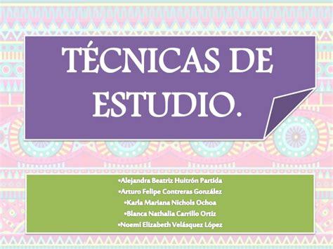 imagenes de tecnicas visuales t 233 cnicas de estudio visual auditivo y cinestesico