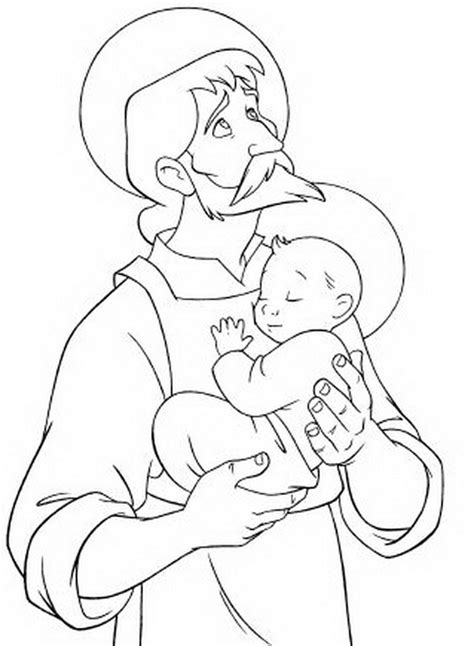 catholic saints and all saint s day coloring pages