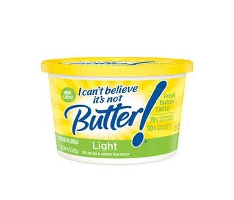 is i cant believe its not butter light dairy free i can t believe it s not butter light 425g