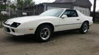 1984 chevrolet camaro berlinetta white for sale craigslist