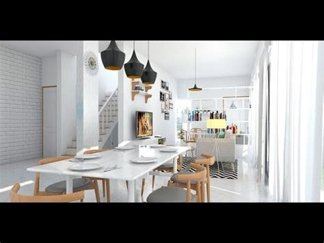 home designer interiors tutorial tutorial vray sketchup 6 interior living room and dinning