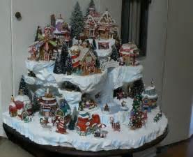 lemax christmas village display ideas images