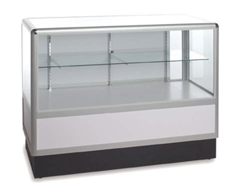 Glass Display Showcase Cabinet Wholesale Cash Counter