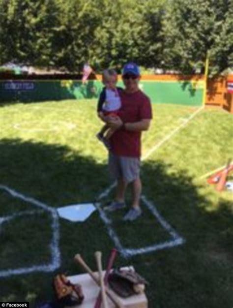 backyard dreams baseball ryan and lizette kennedy build field of dreams baseball