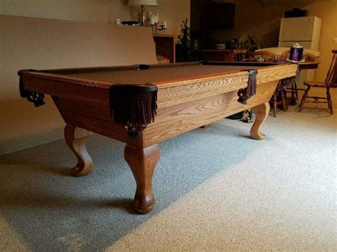 used brunswick pool table brunswick pool tables for sale used gold crown pool table for sale surprising on ideas with