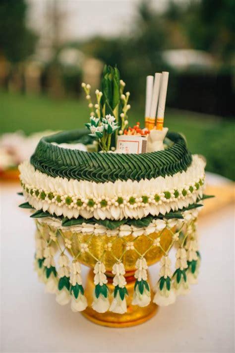 homey feeling traditional thai wedding with a homey feeling weddingomania