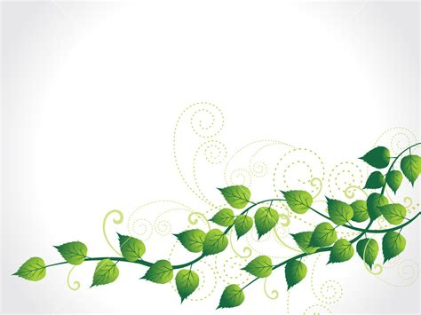 vector pattern background green vector green nature background stock image