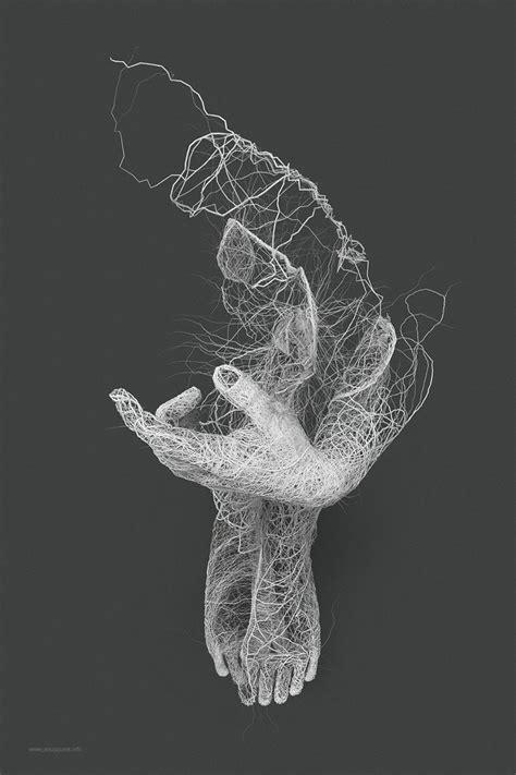 design form of art stunning digital art that shines a light on both the human