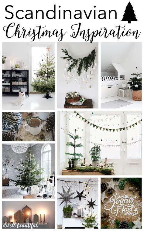 christmas home design inspiration scandinavian christmas inspiration dwell beautiful