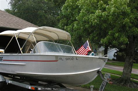 aluminum boats for sale orlando orlando clipper quot floridian quot 1961 for sale for 1 900