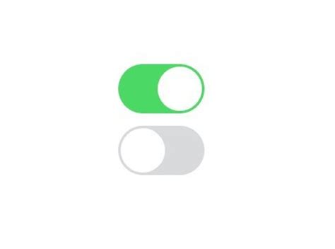 ui pattern toggle single button ux design best practices types and states ux planet