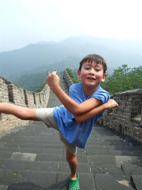 Kid Sangahai 07 new karate kid showcases beautiful parts of china