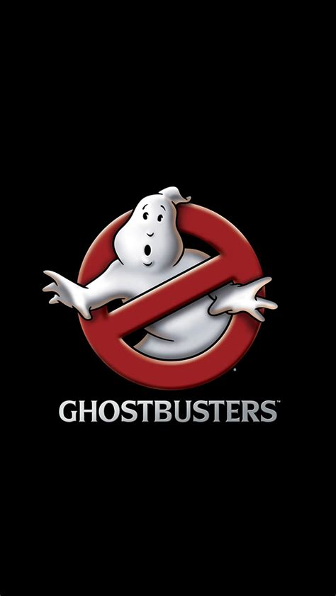 wallpaper for iphone movie ghostbusters movie logo iphone 5 wallpaper hd free