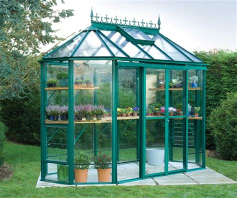 Octagon Houses Caplain Greenhouses Octagonal Hexagonal Greenhouses