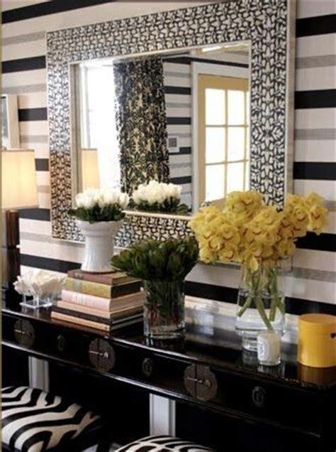 decoracion  espejos cuadrados decoracion de