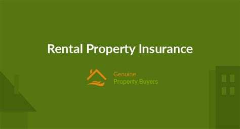 house insurance for rental properties rental property insurance