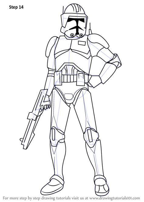 captain cody free coloring pages