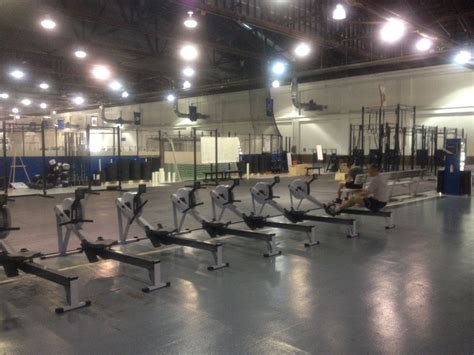 field house gym seen at the offutt field house ground control to major mom