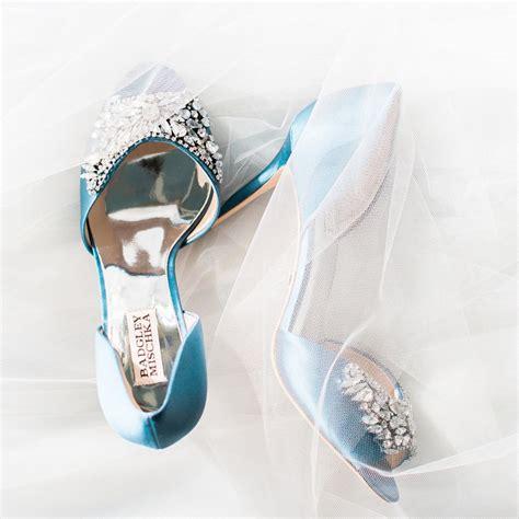 Blue Wedding Shoes For by 18 Blue Wedding Shoes For Stylish Brides