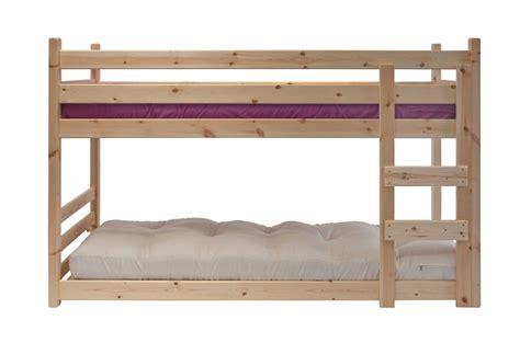 Low Loft Bunk Beds Low Level Bunk Beds Low Level Futon Bunk Bed Strong Redwood Pine Bed Futon Mattresses Dop Designs