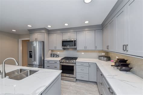 Grove Kitchen by A Downers Grove Kitchen Remodel Project Pictures Home