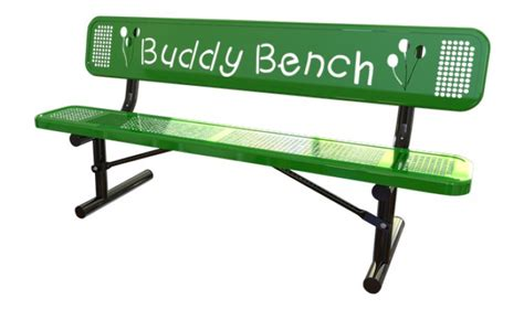 bench buddy the awesome foundation buddy s bench