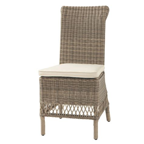 sedie in resina da giardino sedia da giardino in resina intrecciata rapha 235 l